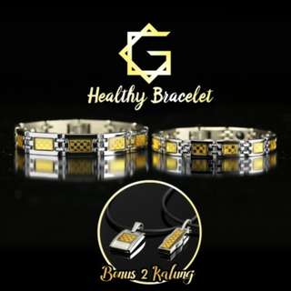 Gelang Kesehatan Healthy Bracelets More Mall