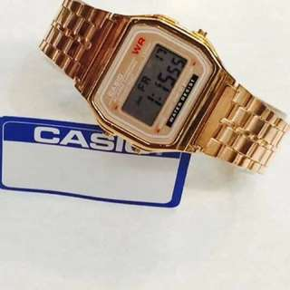 CASIO WATCH W/ POUCH 😍