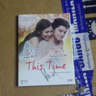 THIS TIME DVD JADINE MOVIE