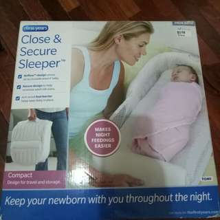 The First Year Close & Secure Sleeper