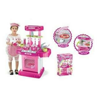 Kitchen Toy Set.💕
