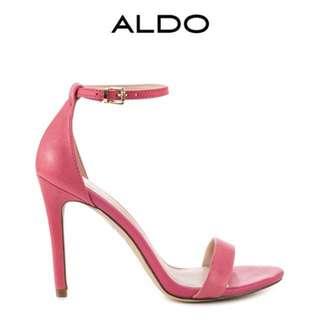 ALDO Paules Pink Heels