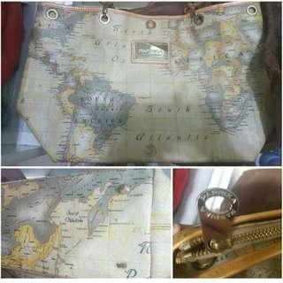日本地圖袋