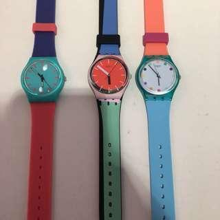 全新swatch手錶 八五折發售