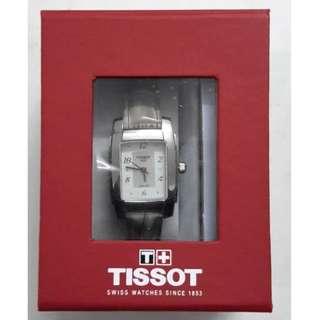 【全新未用過】瑞士天梭 Tissot Analog Watches 女裝 手錶 啡色