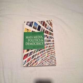 Media & Politics Book