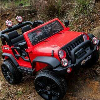 Rubicon jeep for kids. Kiddie Rubicon Ride on toy car