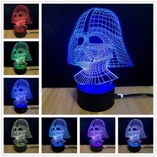 Color Changing Lamp