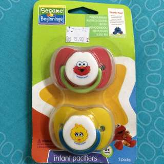 Infant pacifiers