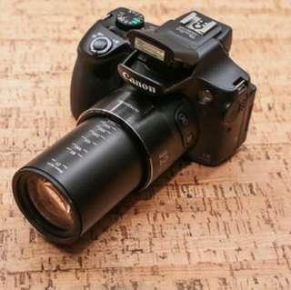 Canon PowerShot SX 60 HS