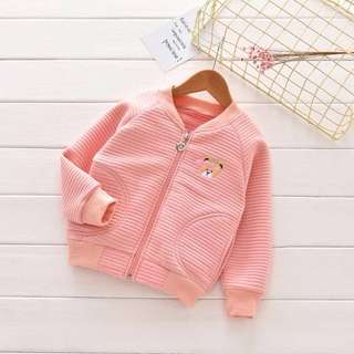 Baby Kid Children Bear Jacket