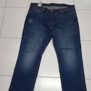 levis jeans 505 stretchable size 38 A
