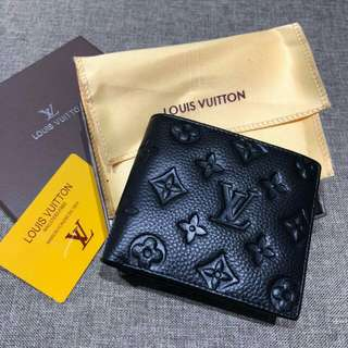 Louis Vuitton Monogram Black