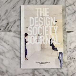 The Design Society Journal No.5 Yr 2011 - magazine