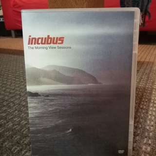 Incubus The Morning View Session DVD