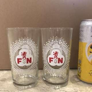 F&N glass set