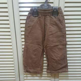 Boy pants 2-3y