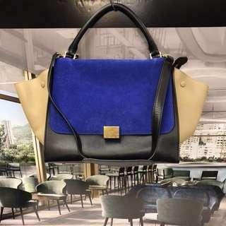 Celine Medium Trapeze Handbag