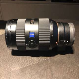 Zeiss 16-35 2.8 with Sony A to E Mount Adapater