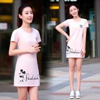 Mickey Mouse Basic Dress
