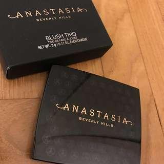 Anastasia blush trio