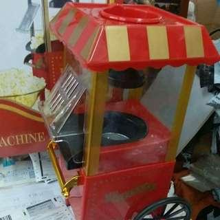 第2團訂購香港3腳插頭專用復古迷你棉花糖機加復古爆谷機只係169元就可以擁有其中一部喇,開PARTY必備😍😘快啲訂反部以後想食就可以自己隨時整🤗),WHATSAPP📲53617139選購😘