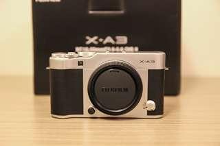 FujiFilm XA3 近全新
