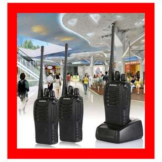 💥 $18 WITH BOX 💥BF888 Walkie Talkie Baofeng Motorola Uniden Bao Feng BF-888 BF 888 BF888S BF 888S