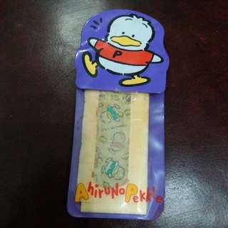 pekkle鴨仔日本絕版1995年膠佈