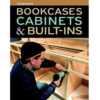Bookcases, Cabinets & Built Ins