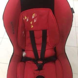 Baby Car Seat (Sweet Cherry brand)