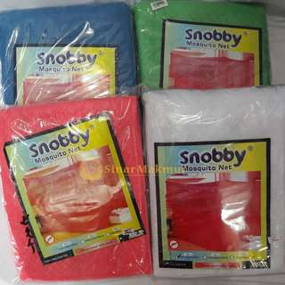 Snooby - Kelambu Kasur