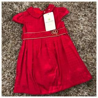 Laertes Red Dress