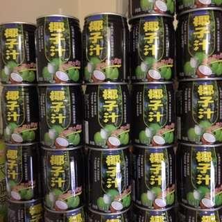 椰子汁22罐