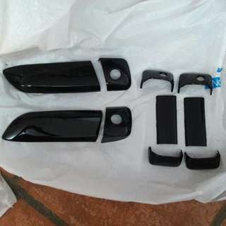 Hiace door handle cover