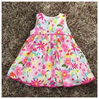 Happy Floral Dress