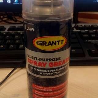 Spray grease rantai