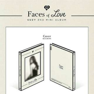 SUZY - FACES OF LOVE