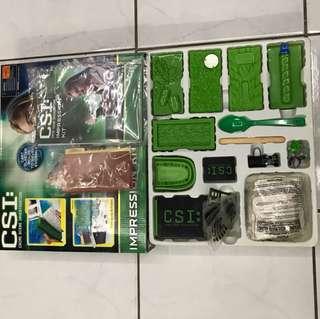 Preowned CSI Impression Kit