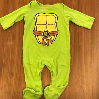 Nickelodeon Ninja Turtle Jumpsuit