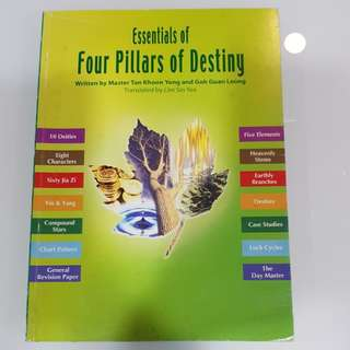 Essentias of Four Pillars of Destiny