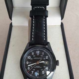 Cny Offer-Hamilton Khaki Field Automatic Watch