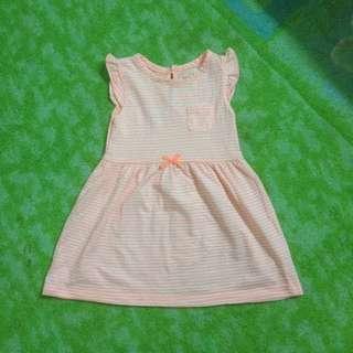 Authentic carter dress