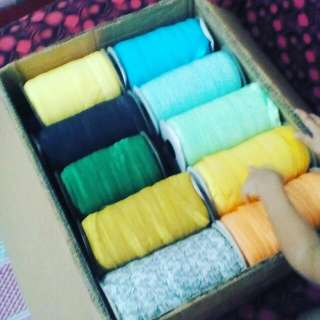 5/8 Fold over elastic for making baby headbands
