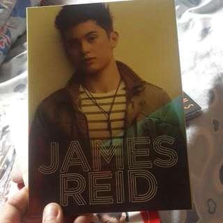 JAMES REID DEBUT ALBUM