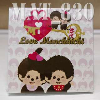 Monchhichi 40th mono pad 便條紙