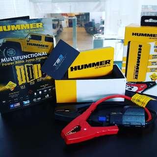 Hummer H3 Power Bank Jump Start