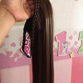 Baby wig
