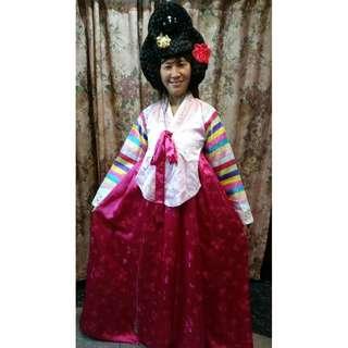 Korean Costume Rental