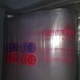 Breast milk storage packs